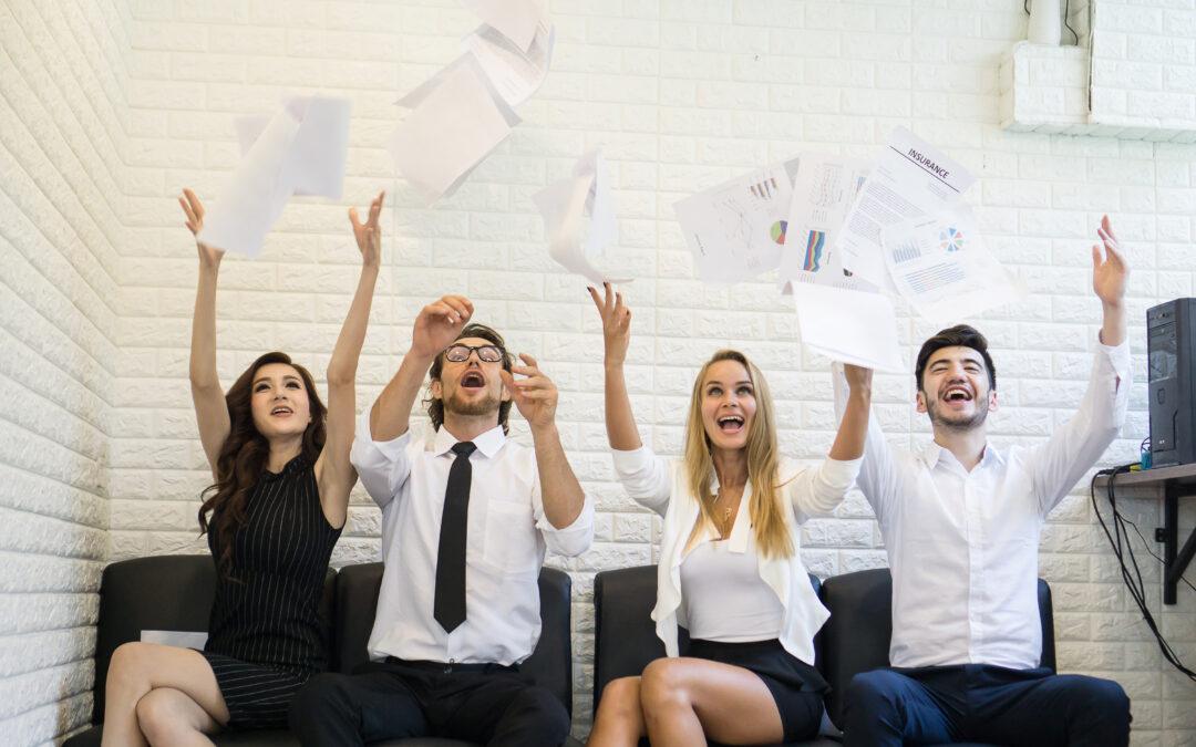 Teamgeist und Arbeitsmoral im Fokus